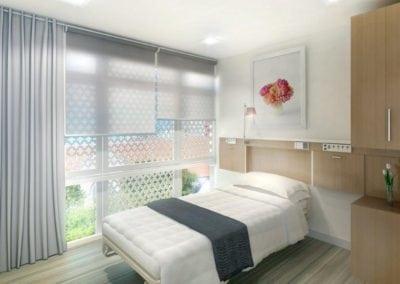 RSC Overnight Rooms